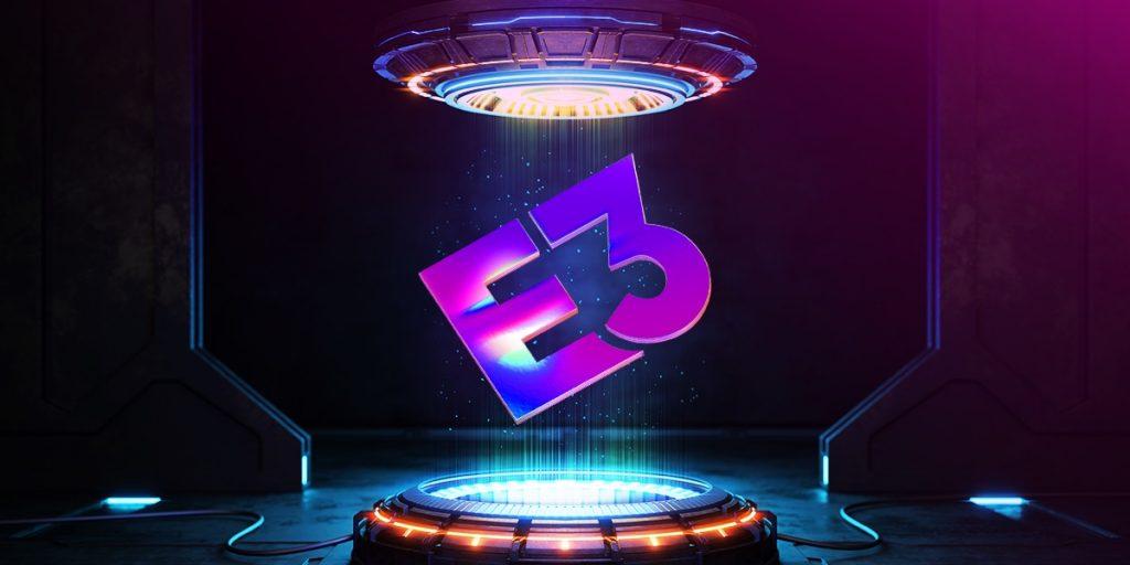 E3 logo 2021