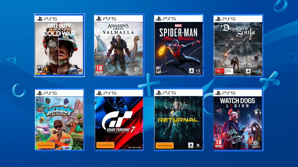 gamereleases ps5